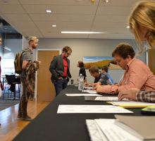 IDSA Portfolio Review Check in